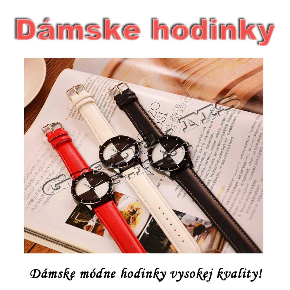 Ostatný tovar   Dámske príležitostné hodinky Quartz Yazole a3d276a14b5