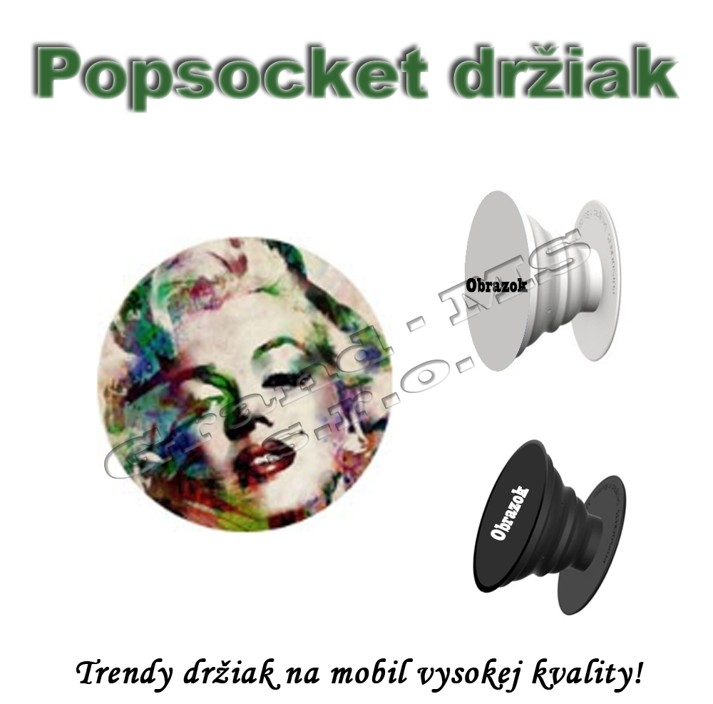 Popsocket - držiak na mobil MARILYN