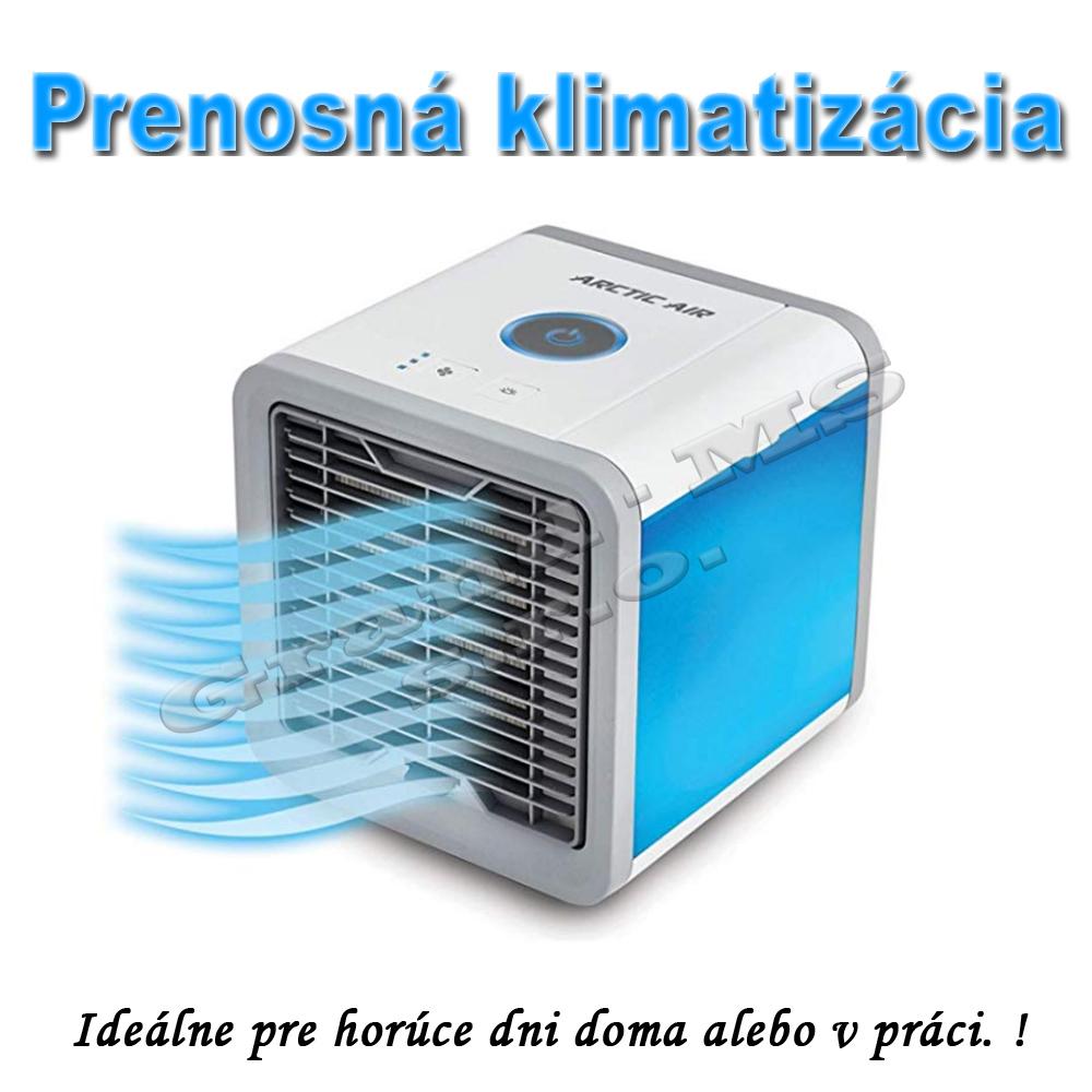 Prenosná mini klimatizácia - ARTIC AIR