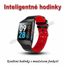 Inteligentné Smart hodinky W1C s bluetooth a IP67