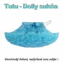 Tutu - Dolly sukňa pre dievčatá od 6 do 8 rokov 5db94e4a651