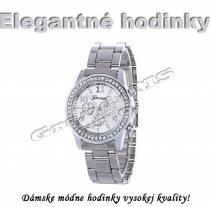 Dámske elegantné hodinky Geneva RE025 zlaté 8bb7c6e8c2