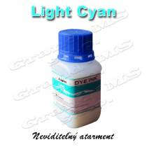 "Neviditeľný atrament ""Light CYAN"" 100 ml"